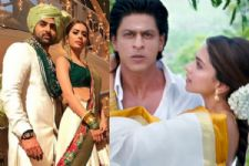 [VIDEO] Adhvik-Sana to recreate SRK-Deepika's temple scene from Chennai Express in Divya Drishti
