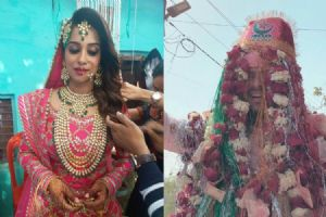 #InPics: Shoaib Ibrahim makes for the happiest groom and Dipika Kakar, the prettiest bride