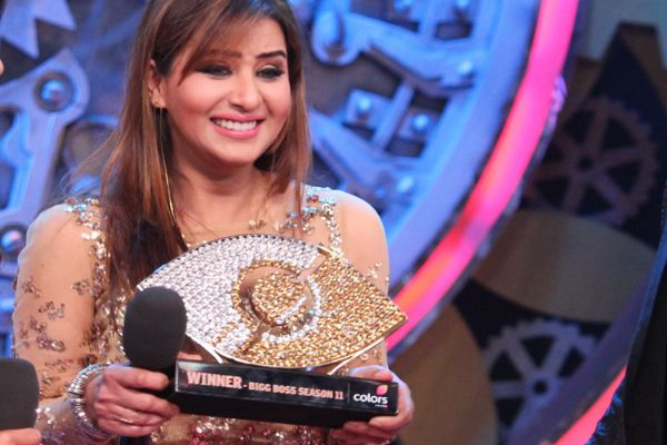 #BB11: WINNER Shilpa Shinde dedicates her trophy to