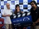 Soha, Anurag and Shyam Benegal unveil Taj Enlighten The World Cinema Card