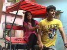 Dhruv takes Ginni on a ride