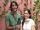 Surprise visit of Smily Suri on the Set of Navya