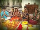 On The Sets of Diya Aur Baati Hum
