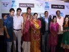 Press Conference of Zee Tv's New Show Afsar Bitiya