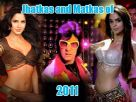 Jhatkas and Matkas of 2011