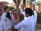 Holi Celebration on the sets of Saath Nibhana Saathiya