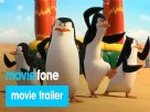 Penguins of Madagascar Trailer (2014): Benedict Cumberbatch, John Malkovich