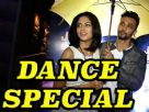 Kavita Kaushik with choreographer Rajit showcase their dancing skills