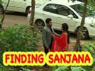 Simar searching for Sanjana in the Jungle