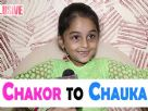 Spandan talks about her transition from Chakor to Chauka
