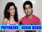 Priyanshu Jora and Sonia Balani talks about the bond they shared as Titu and Panchi
