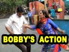 Bobby's action drama on Neeli Chatri Wale