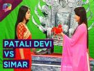 Tiff between Patali Devi and Simar on Sasural Simar Ka