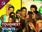 Khatron Ke Khiladi contestants' toughest stunts