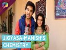 Jigyasa Singh and Manish Goplani's on screen chemistry