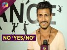 Utkarsh Gupta takes up the - No 'Yes/No' Challenge