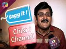 Rohitashv Gaur plays Tagg it with India Forums.