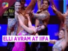 Elli Avram's captivating perfromance at 'IIFA AWARDS 2016'