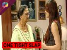 In Kumkum Bhagya, Tanu gets a tight slap from Dadi