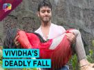 Watch how Vividha performs a deadly stunt for the show Jaana na Dil se Door