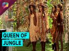 Rajni and the ladies turn Queen of Jungle