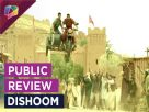 Public review of Varun, John and Jacqueline starrer Dishoom