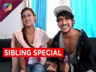 Rakhi with adorable siblings Utkarsh and Sneha Gupta Video