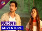 Rishab and Raina lost in jungle Video