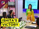 Ishita proves her mettle on the business front Video