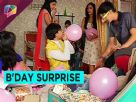 Cousins gear up for Bade Bhaiya, Abhishek's surprise birthday party! Video
