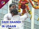 Vivan gets closer to Imli during the Dahi Haandi Celebration in colors show Udaan Video
