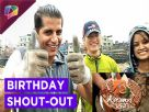 Karanvir Bohra celebrates his birthday in the most unique way Video