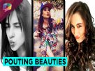 Television actresses with the perfect pout Video