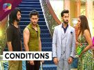 Someone has kept a condition in front of Shivaay in Ishqbaaz Video