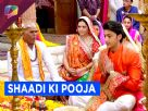 Aryan looks different for his pre-wedding pooja Video