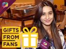 Shivani Surve receives love from her fans Video