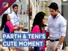Parth And Teni Share A Cute Moment | Dil Se Dil Tak | Colors Tv Video