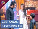 Geetanjali Saves Priyam From Rishabh | Koi Laut Aaya Hai | Star Plus Video