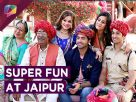 Tu Sooraj Main Saanjh Piyaji's Cast Does A Live Event At Jaipur | Star Plus Video