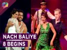 Nach Baliye 8 Shoot Begins | Aashka - Brent | Dipika - Shoaib | Star Plus Video