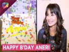 Aneri Vajani Shares Her Birthday Plans With India Forums | Exclusive Video