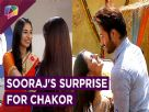 Chakor prepares sweet dish for Sooraj | Sooraj plans a surprise for Chakor | Udaan | Colors Tv Video