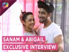 Sanam and Abigail talk about their Love Story and Nach Baliye | Nach Baliye 8 | Star Plus Video