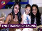Surbhi Chandna's MEET And GREET  with her Lucky Fans | Dinner with Fans | Exclusive Video