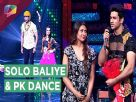 Vivek Dahiya Dances WITHOUT Divyanka | Pritam's PK Look | Nach Baliye 8 | Star Plus