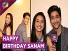 Sanam and Abigail share Sanam's Birthday Plans and Surprise | Exclusive Video