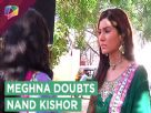 Naina convinces Meghna to believe Nand Kishor's INNOCENCE | Swabhimaan | Colors Tv Video
