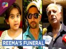 Mahesh Bhatt, Zain Imam, Arsheen And Others Give Their Condolences On Reema Lagoo's Demise Video