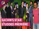 Virat Kohli, M.S Dhoni And Many Others At Sachin: A Billion Dreams Special Screening Video