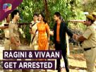 Vivaan And Ragini Finally Get Arrested | Udaan | Colors Tv Video